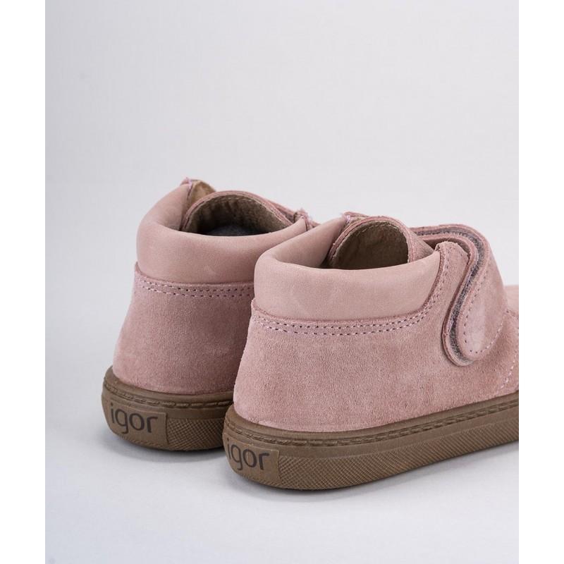Zapato Niña GEOX Negro
