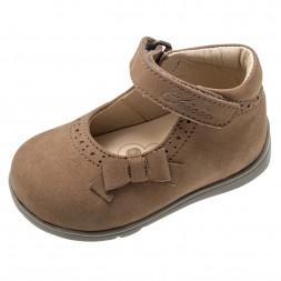 Zapato Niña PABLOSKY Charol Burdeos - Modelo 068269 zapato de la marca